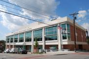 *Morgantown, Judicial Center, 2015 Remodeling of Post Office, Arch- Silling Assoc., Contr- Massaro Corp.